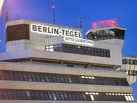 Transfer Berlin-Tegel